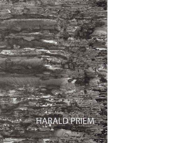 Vorderseite Katalog Harald Priem. Atelier + Künstler #10