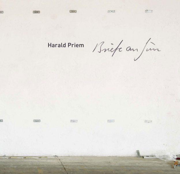 Vorderseite Katalog Harald Priem. Briefe an Jim