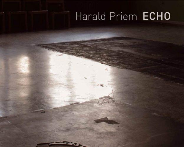 Vorderseite Katalog Harald Priem. ECHO